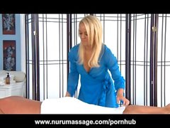 Sexy Alexis Monroe Massage And Ass Crack Handjob
