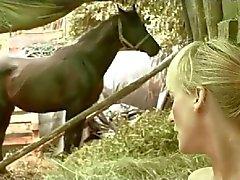 Casal maduro no rancho Por TROC