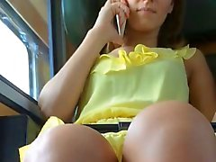 yellow updress