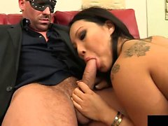 Asa Akira and Dana Vespoli love the FFM threesome