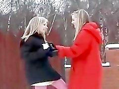 Bonito Fun Twin Sisters