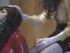 IDentité Thief bondage transexuelle bébé