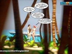 3D Comic : Vox Populi . Episod den 30 , nya leksaks ...