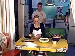 De cocina la abuela Repugnante