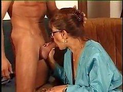 ФРАНЦИИ ВОЗМУЖАЛОЕ N 39 Redhead мама с молодой человек
