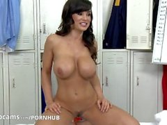 Lisa Ann Webcam partie 2