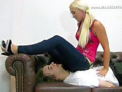 Facesittting Jeans Jane