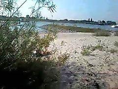 spiaggia flasher cum