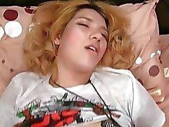 Ladyboy Lisha Porno Jeu anal