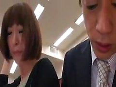 Cute Japanese Likes Threesome