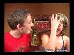 Outrageous - любящей Муженек Выполняет жену счастливой Компиляцию 1.