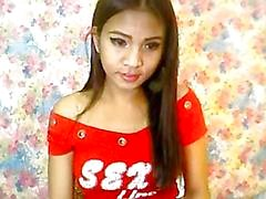 Mignons Asian de Ladyboy Main
