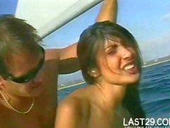 ничего лучше Дик сосать на яхту