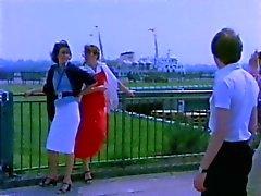 Les filles ringarde De de Port