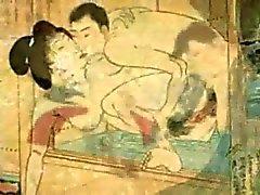 Shunga 3. arte japonesa do