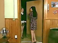 Lesbisch Flirt