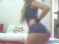 Mature sexy girl webcam very hot ass sheshot