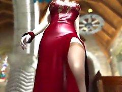 Mystery Of Schönheit 3 - Am heißesten 3D-Anime- Fickende Frauen Filme