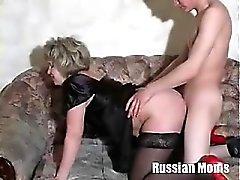 Russie mère Valia
