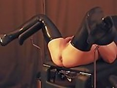 Fetish Mistress: Anal Pumping, Strapon, Fisting