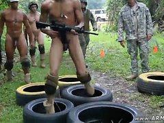 Military Homosexuell Nippel saugt Bilder erste Mal Dschungel-Smash