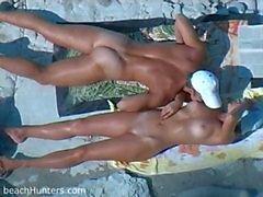 un divertido día en la playa