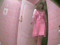 cam nascosta nel toilet - di 3