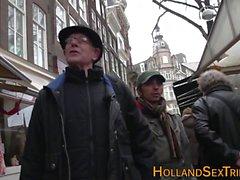 Les vrais manèges de prozzie néerlandais