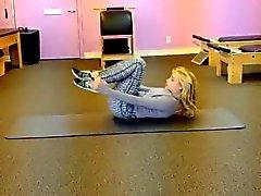 Chloes Moretz Ort - Erotische Gymnastik