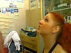Franse redhead 2