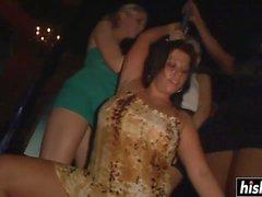 seksi kızlar parti videoda iyi eğlenceler