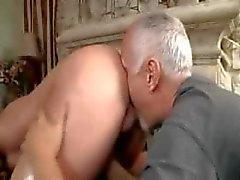 Stud Gets A Massage