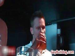 Dominic Travis und micheal Davenport Homosexuell Teil 4