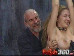 Bethany e Penny Limites dolorosos Bondage (Parte 1)
