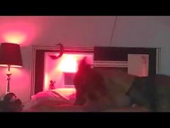Red Light Prostitute Bedroom