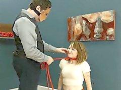 halatının and charming BDSM boyun seks Much