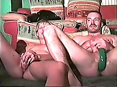 Vriendin jue zelfgemaakte porno