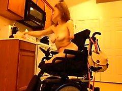 Hairy redhead webcam