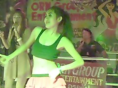 Dançarino tailandês Sexy