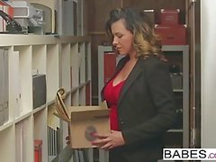 Babes - Office-Obsession - Danica Dillon, Steve Rodgers - Fe