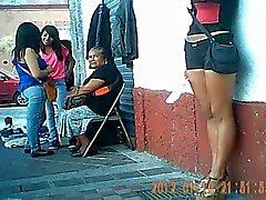 мексиканских проституцией