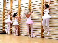 Ballerina Group sex