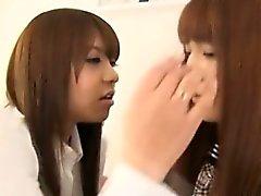 BLG-001 - Asian Shemale Got a Cock and Balls - Akari