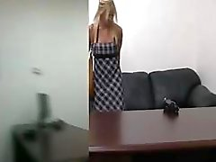 Estrema MILF su Audition