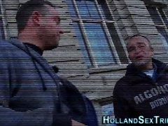 tette puttana olandese spunked