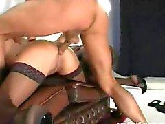 Dutch Braunhaarig MILF Sex