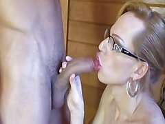 MY SECRETARY IS A SECRET TRANSSEXUAL 1 - Scene 3