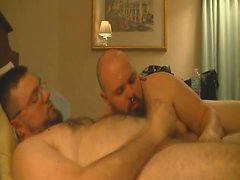 Fat boner for his gay ass hole