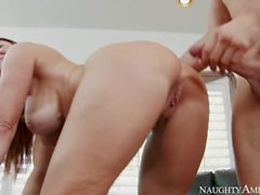 Step mom Janet Mason wants young cock