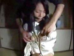 Japanse Oudere BDSM (Uncensored ) Pt 1